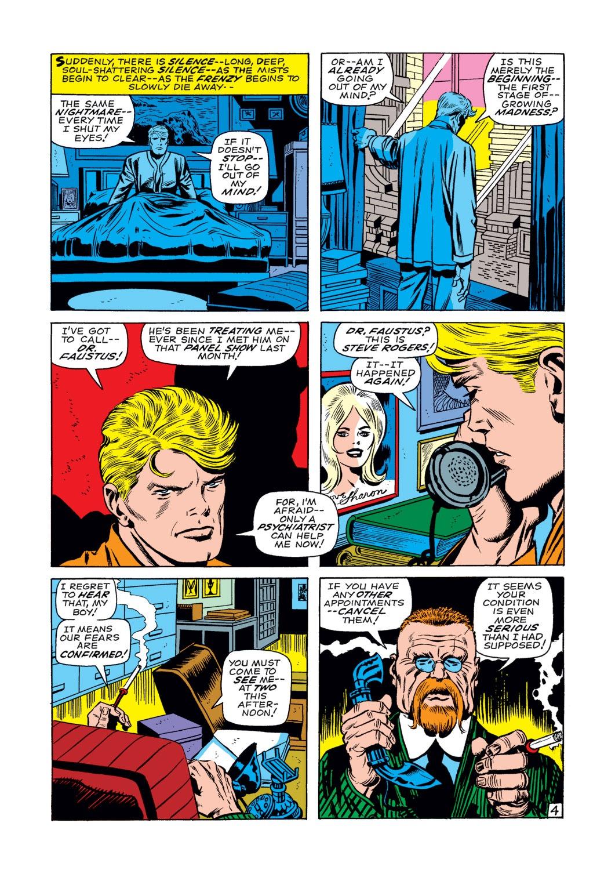 Captain America (1968) Issue #107 #21 - English 5