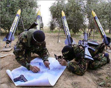 Rahsia Senjata Palestin Yang Tidak Kita Ketahui