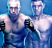 UFC 158 GSP vs Diaz Fight Pick