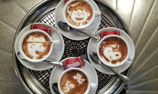 Funny People | Coffee Art Lover