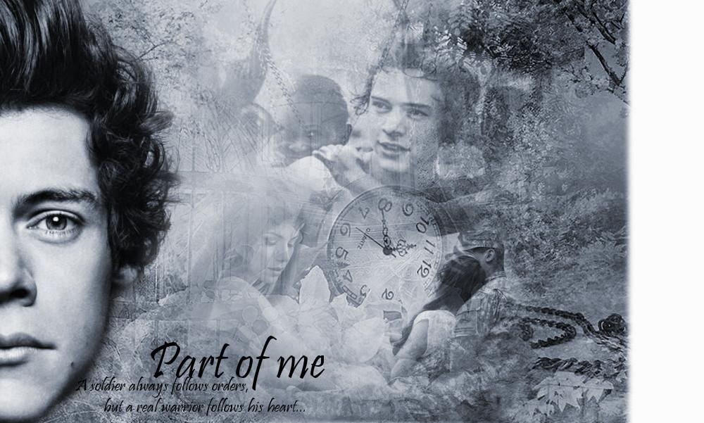 Part of me (Harry Styles AU) - Befejezett