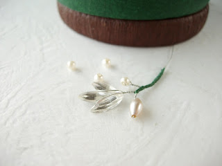 käsitöö ehted helmestest pärlitest kristallidest