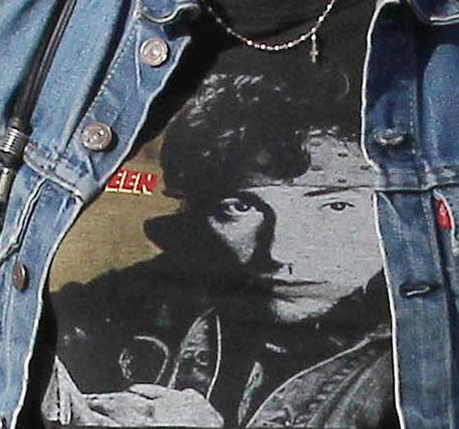 Bruce Springsteen Vintage Shirt
