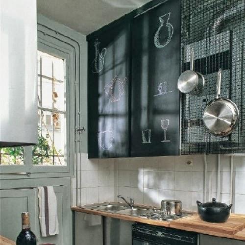 Right brain design co - Verniciare le ante della cucina ...