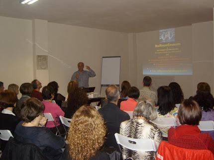Conferencia en Espaiyoga Terrassa