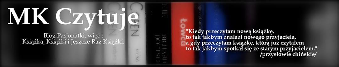 MK Czytuje - Blog o książkach