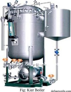Kier-Boiler