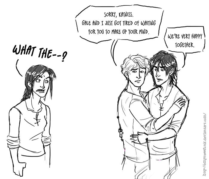 Katniss and peeta sex fanfiction ass picture