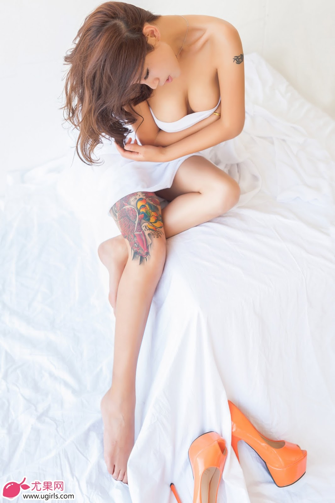 DLS 0348 - Hot Girl Ugirls No.021 Model: 田依依