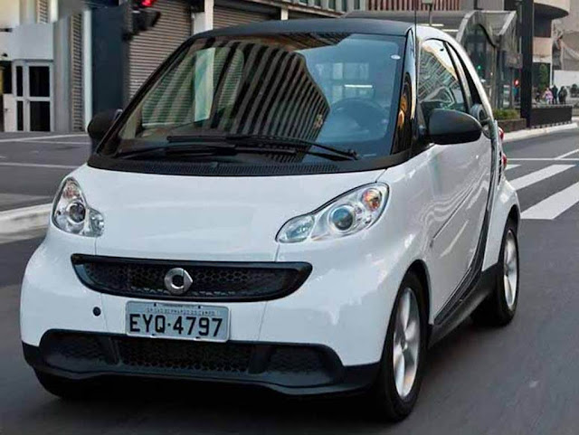 Novo Smart For Two 2013