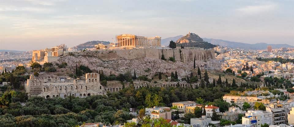 Βαριά η ιστορία της πόλης των Αθηνών...