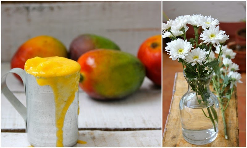 Mango Cranberry Mock-o-lada