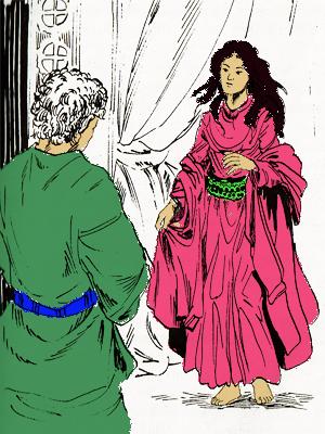 Yusuf, Ketampanan Yang Mengakibatkan Cobaan