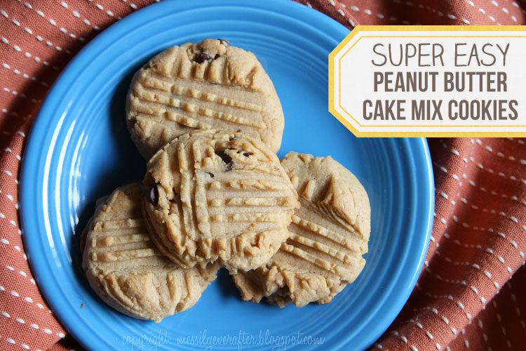 Easy Peanut Butter Cake Recipe Using Yellow Cake Mix