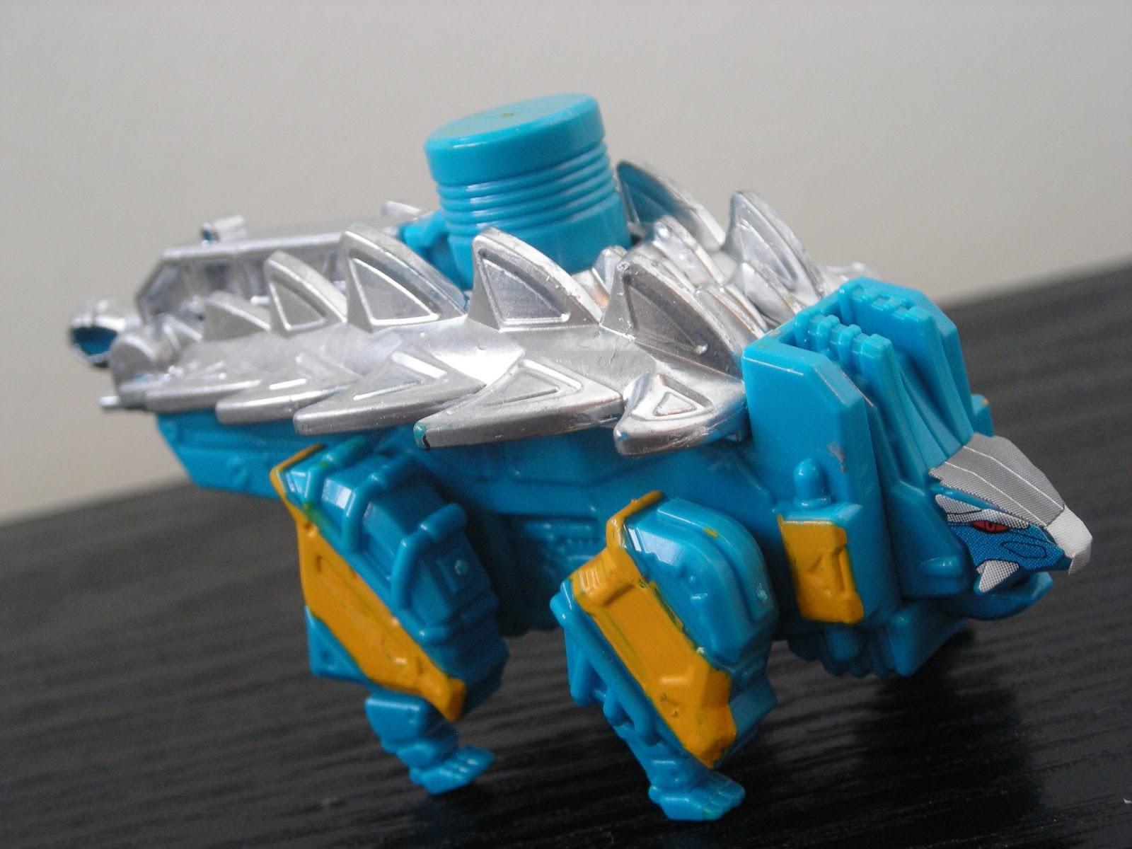 My Shiny Toy Robots: Toybox REVIEW: Zyuden Sentai ...