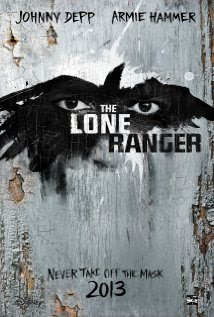 The Lone Ranger (2013 &#8211; Johnny Depp, Armie Hammer and Tom Wilkinson)