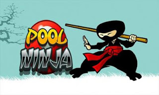 Screenshots of the Pool Ninja for Android tablet, phone.