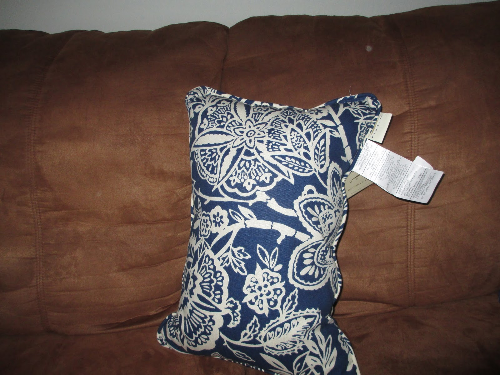 Throw Pillows At Tj Maxx : BerryMorins Bits and Tips: I Really Do Love TJ Maxx!
