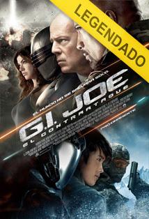 G.I. Joe 2: Retaliação – Legendado