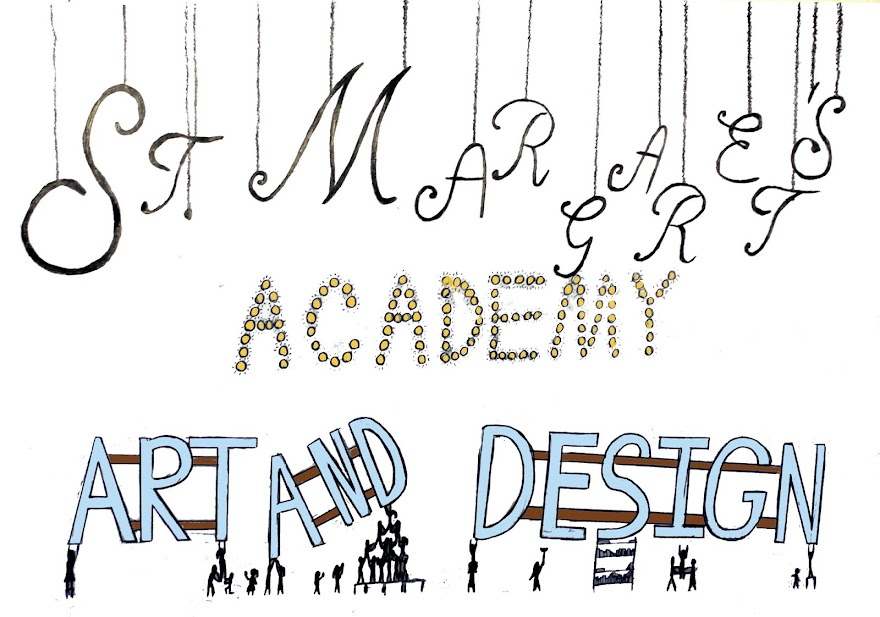 St Margaret's Academy Art and Design Blog