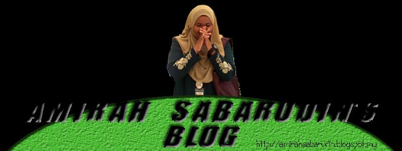 Amirah Sabarudin