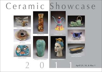 Ceramic Showcase 2012