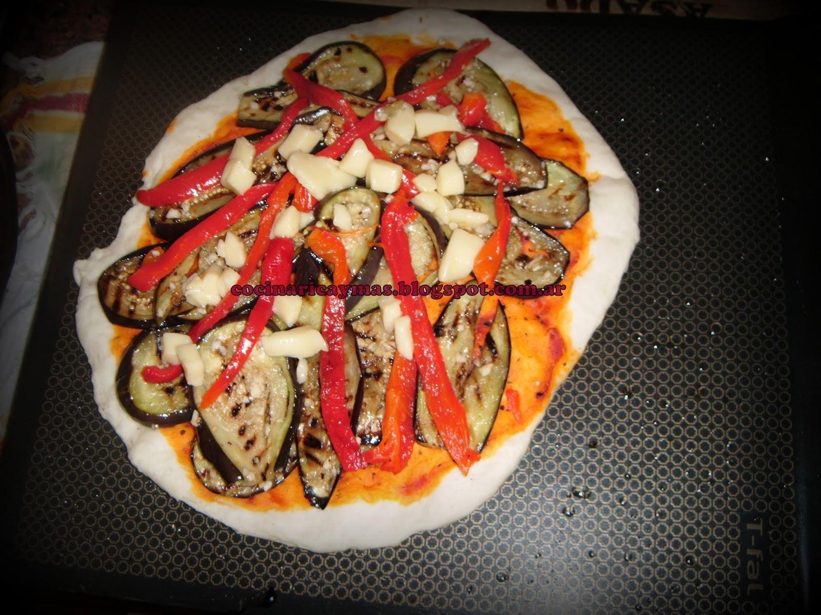 Cocina f cil y rica pizzas m pizza para todos for Cocina facil y rica