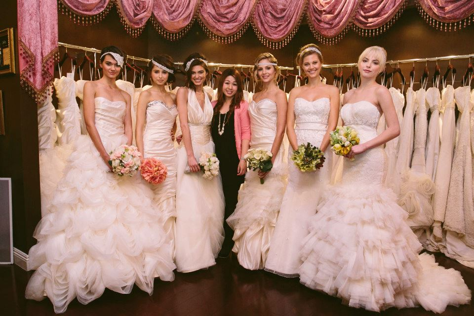 Wedding Jeannie Blog: Winnie Couture - Pink For The Cure