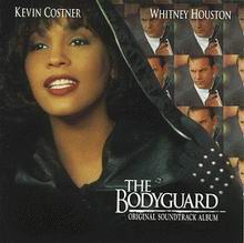 Cover of  The Bodyguard Soundtrack