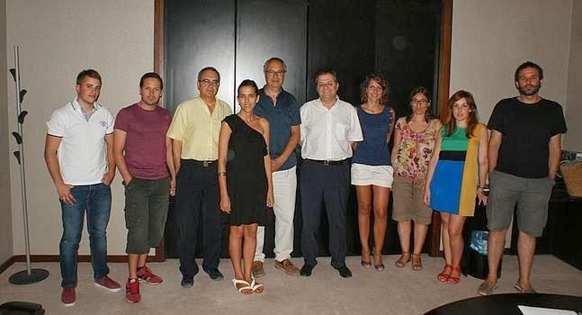 Grupo de Voluntarios de ASF Murcia