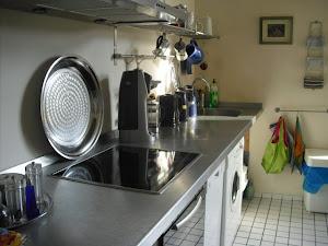 8,4 qm Küche