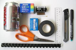 Cara Membuat Kamera Lubang Jarum Atau Pinhole