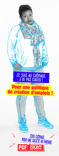 ZÉRO CHÔMAGE, POUR UNE SOCIÉTÉ DU PARTAGE