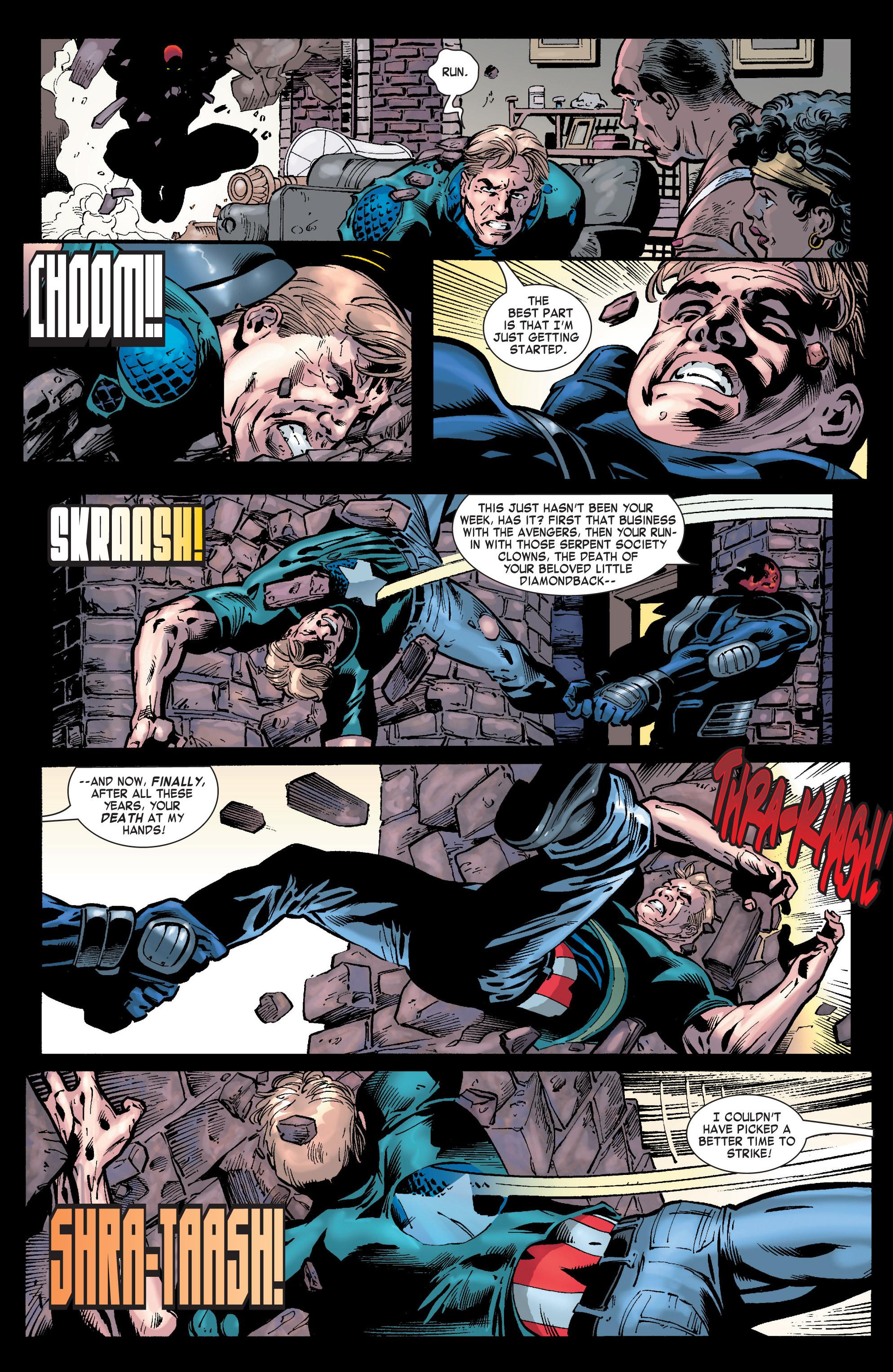 Captain America (2002) Issue #32 #33 - English 10
