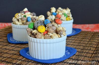 Inside BruCrew Life: Peanut Butter Blasted Oreo Popcorn Munch