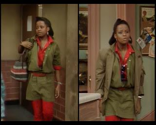 Cosby Show 80s sitcom fashion blog Huxtable Hotness Vanessa Tempestt Bledsoe