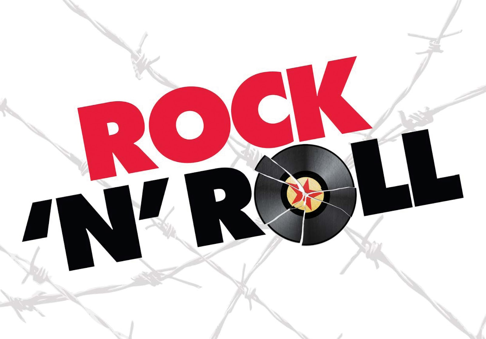 Rock And Roll Stock Vectors, Clipart and Illustrations
