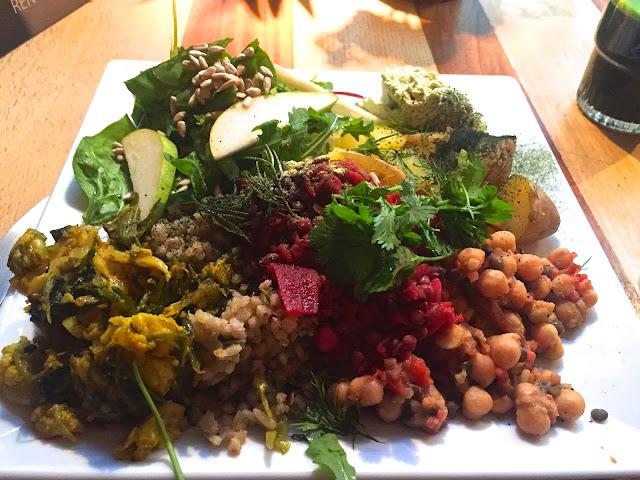 Vegan Dish of the Day - Sol Semilla