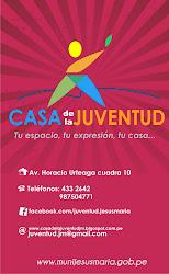 CASA DE LA JUVENTUD