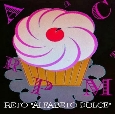 Logo del Reto Alfabeto Dulce