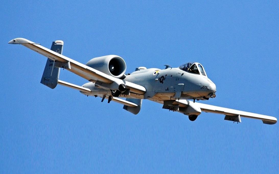 A-10 Thunderbolt aircraft wallpaper 1