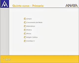 http://www.ceipjuanherreraalcausa.es/Recursosdidacticos/QUINTO/Programa/menu.htm