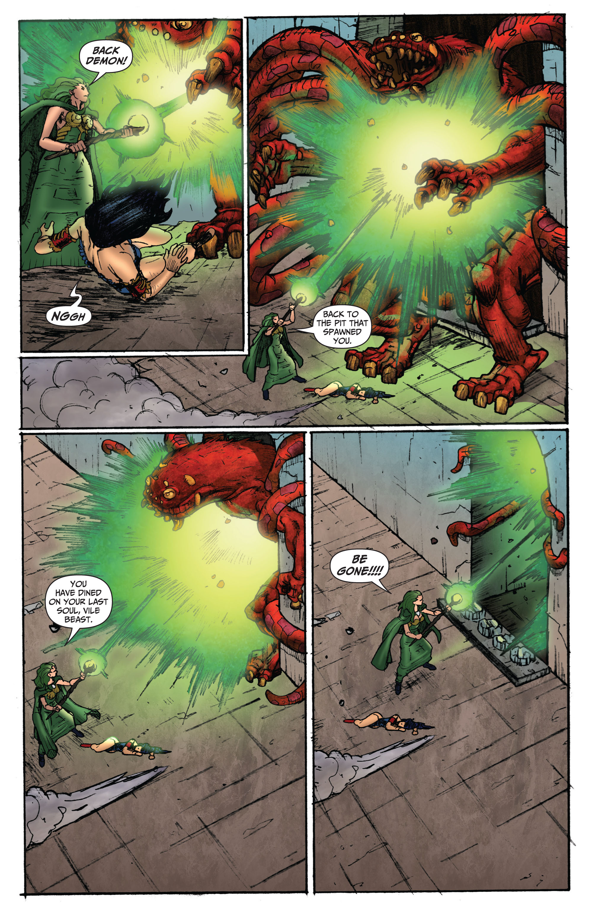 Grimm Fairy Tales (2005) Issue #69 #72 - English 16