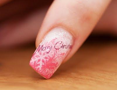 Christmas Nail Art Ideas -17