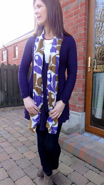 Purple1 Back to Basics   Orla Kiely Purpleness