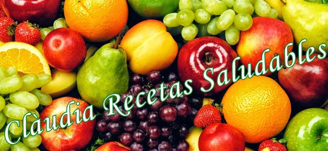 Clàudia Recetas Saludables