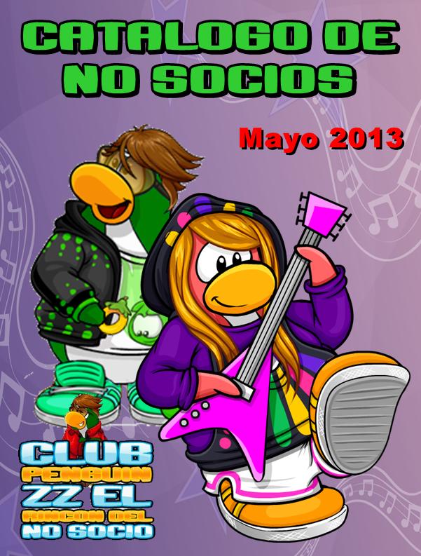 Club Penguin ZZ - El Rincon del No-Socio: abril 2013