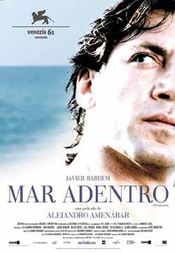 Poster Mar Adentro