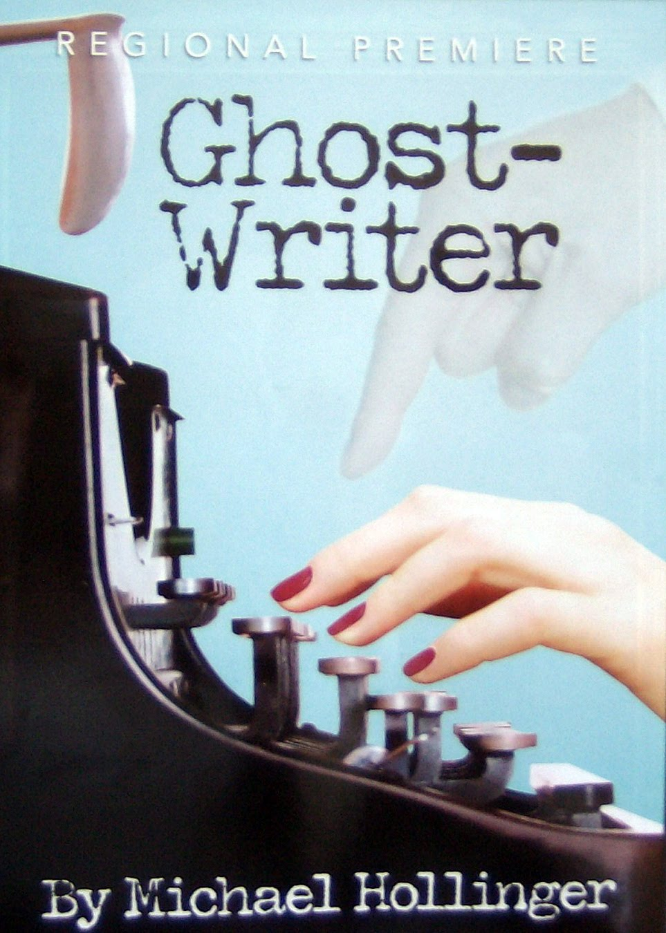ghost writer master thesis