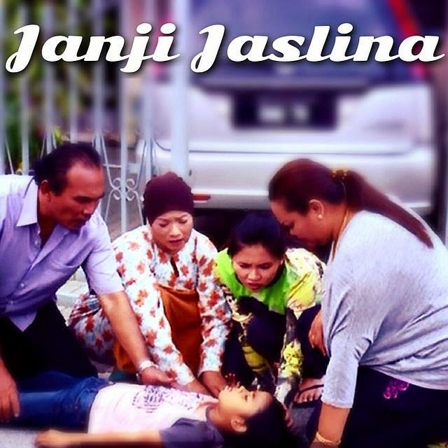 Tonton Download Drama Janji Jaslina Episod 8